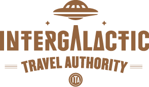 Intergalactic Travel Authority Logo