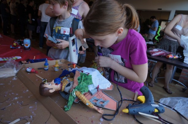Toy and Inventors Camp