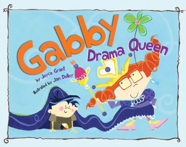 Gabby-Drama-Queen-cover